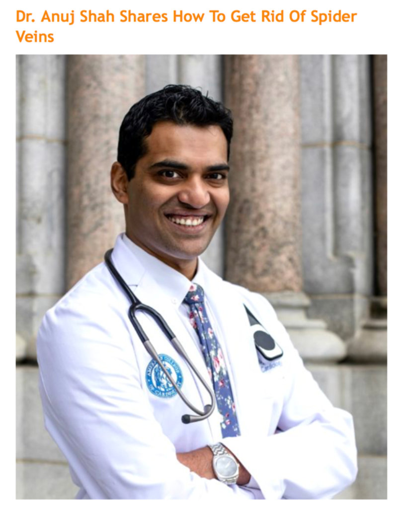 Dr. Anuj Shah Featured on StacyKnows