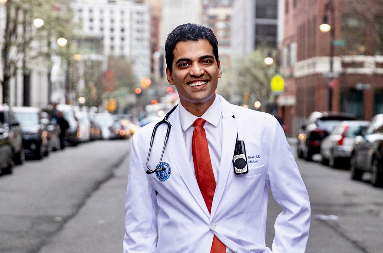 Dr. Anuj R. Shah